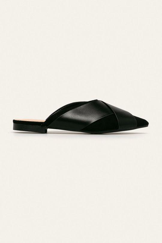 negru Answear - Papuci Ciaodea De femei
