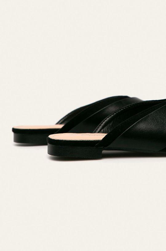 negru Answear - Papuci Ciaodea