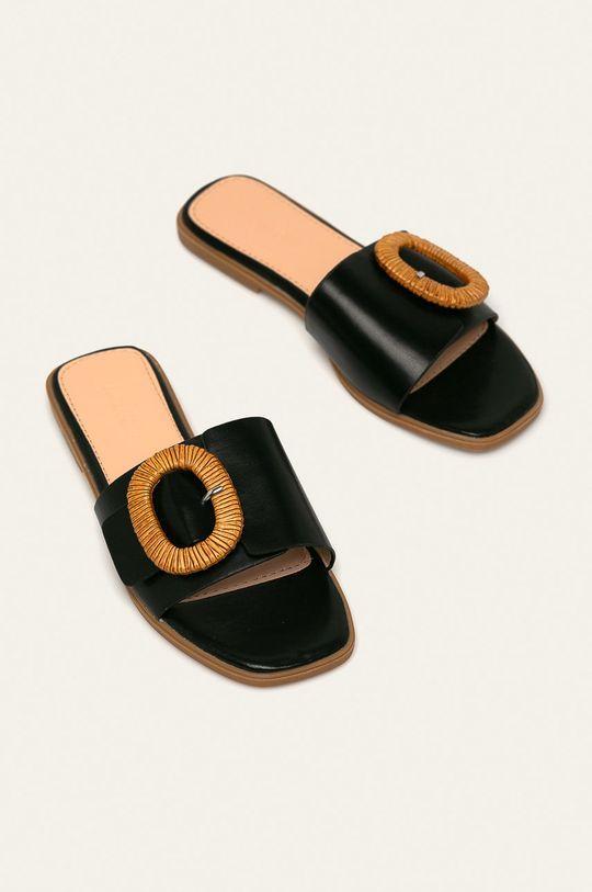 Answear - Pantofle Buanarotti černá