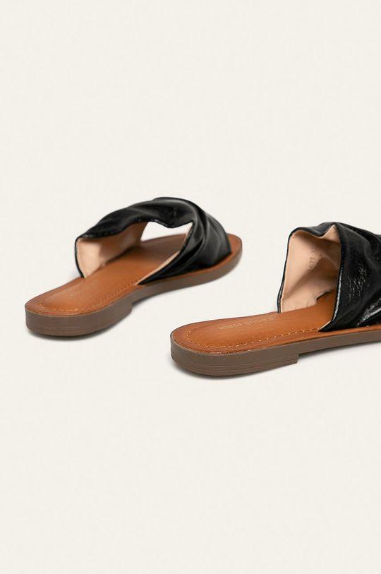 Answear - Pantofle Ideal Shoes Polyuretan