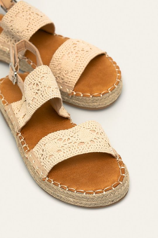 bej Answear - Sandale Best Shoes