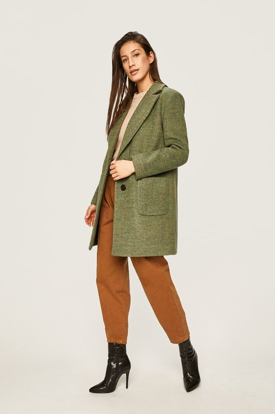 Answear - Kabát zelená