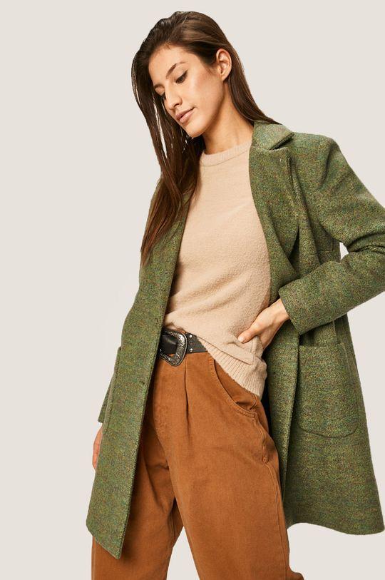 zelená Answear - Kabát