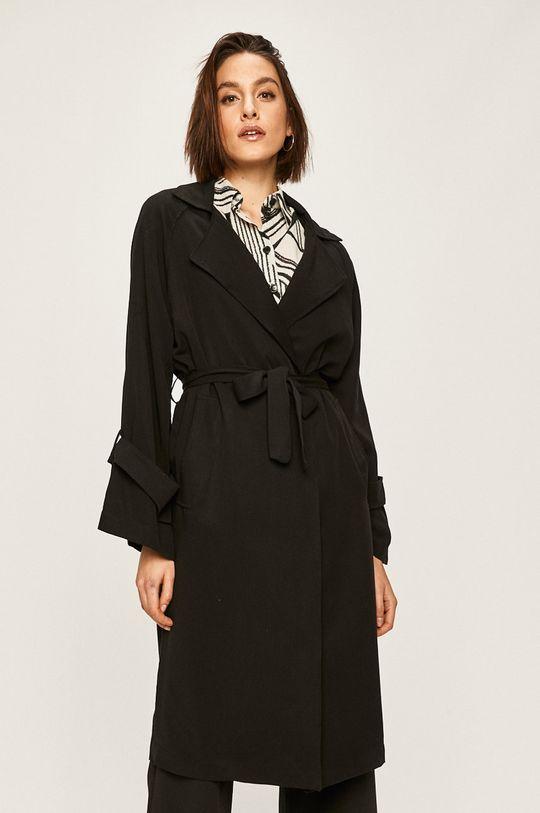 Answear - Płaszcz czarny