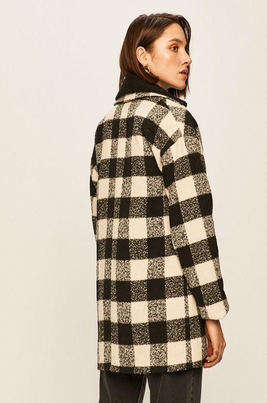 Answear - Palton 95% Bumbac, 5% Lana
