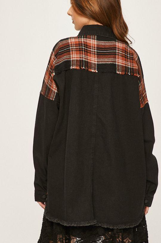 Answear - Geaca jeans 65% Bumbac, 35% Poliester