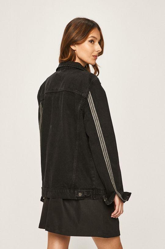 negru Answear - Geaca jeans