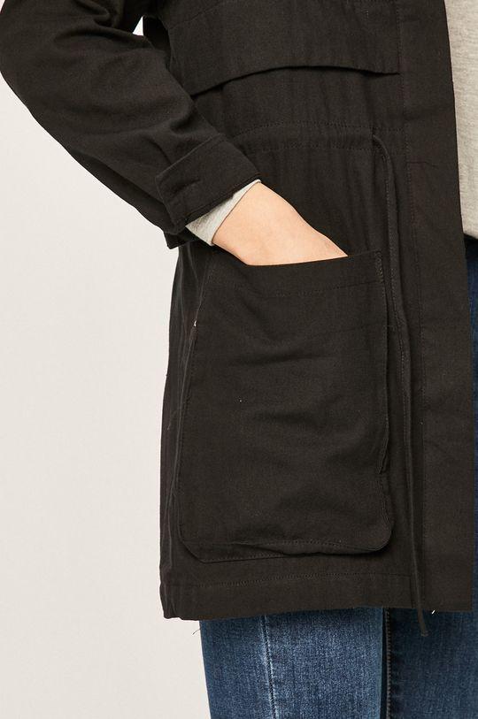 černá Answear - Bunda
