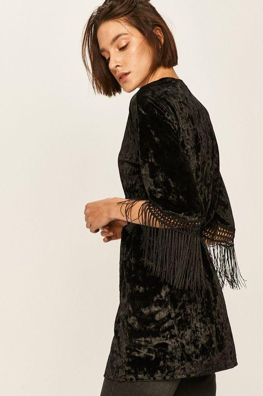negru Answear - Sacou De femei