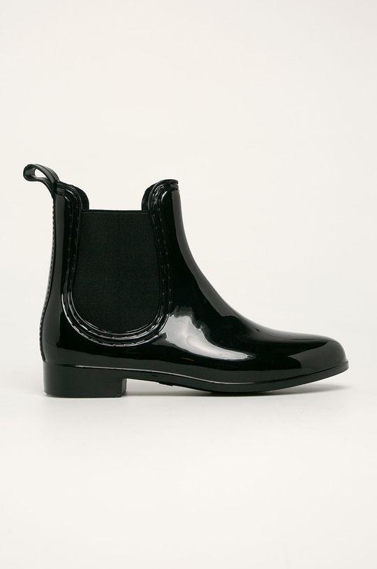 čierna Answear - Gumáky Ideal Shoes Dámsky