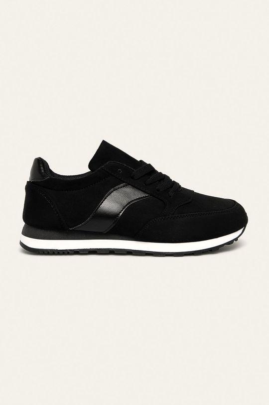 czarny Answear Lab - Buty Ideal Shoes Damski