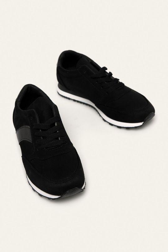 Answear Lab - Buty Ideal Shoes czarny