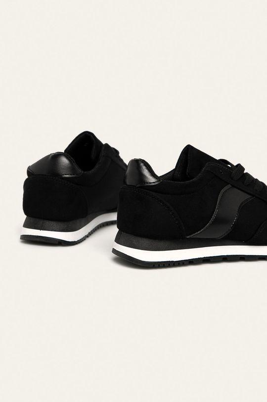 Answear Lab - Buty Ideal Shoes Cholewka: Materiał tekstylny, Wnętrze: Materiał tekstylny, Podeszwa: Materiał syntetyczny