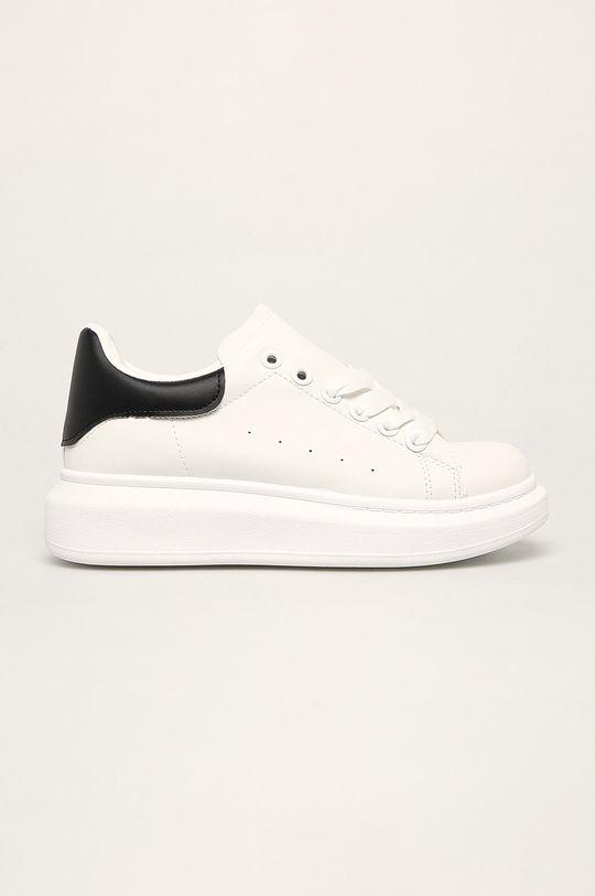 alb Answear - Pantofi De femei