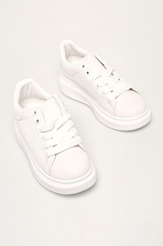 Answear - Pantofi alb