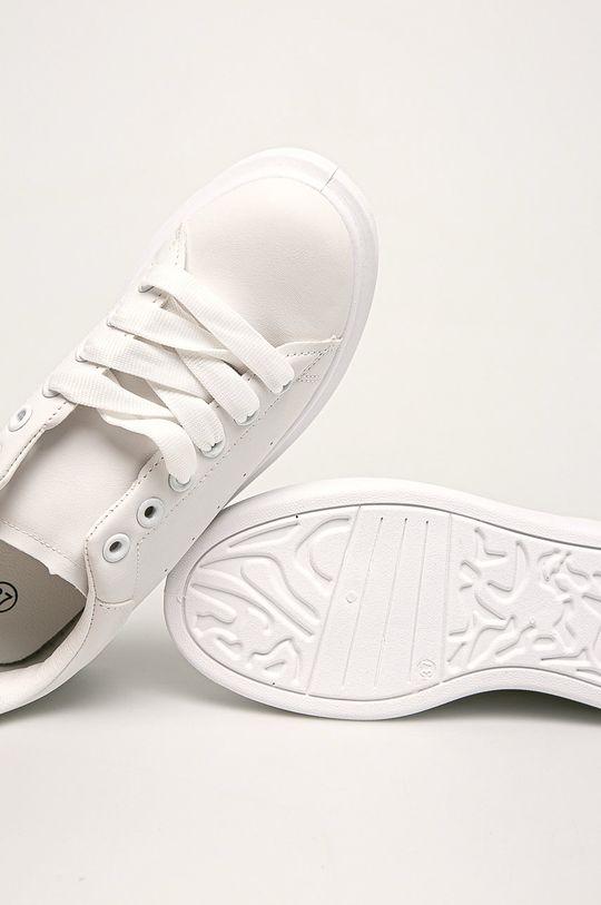 alb Answear - Pantofi