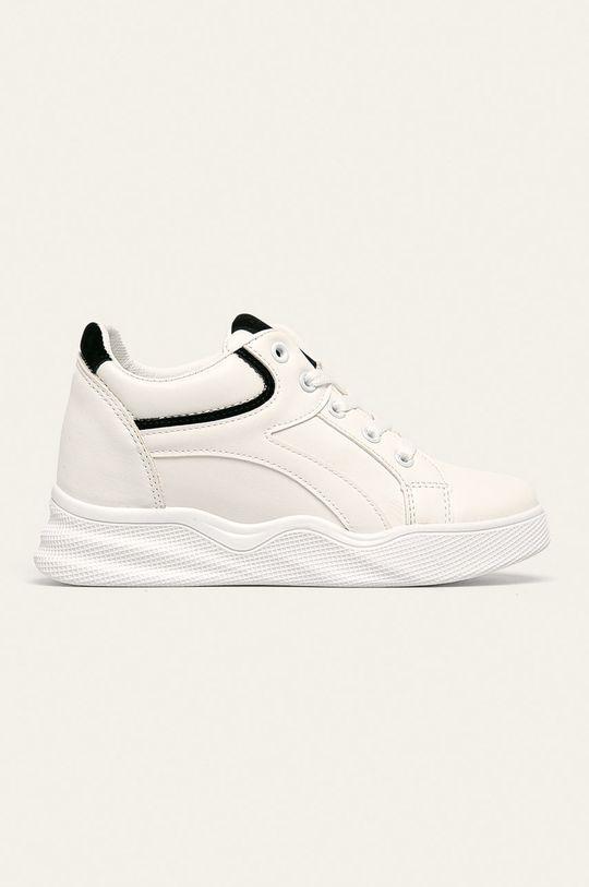 білий Answear - Черевики Жіночий