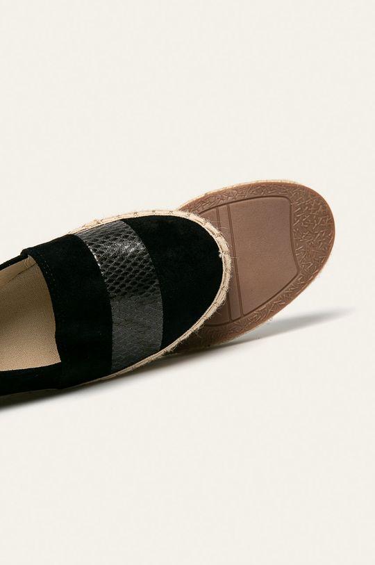čierna Answear - Espadrilky R and B