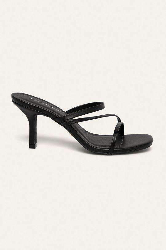 черен Answear - Чехли Ideal Shoes Жіночий