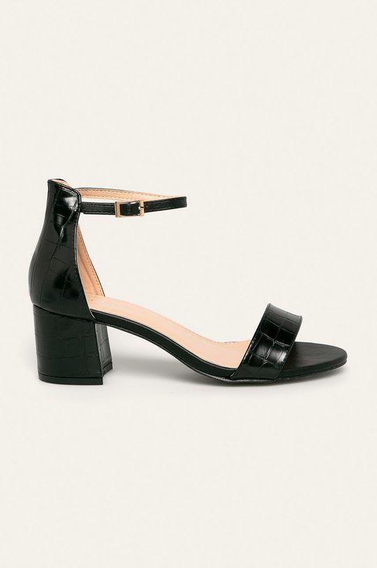 negru Answear - Sandale Ideal Shoes De femei
