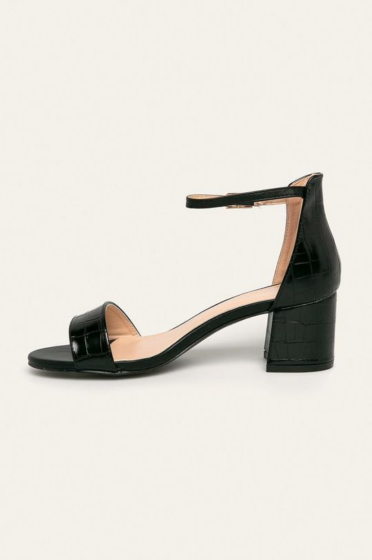 negru Answear - Sandale Ideal Shoes