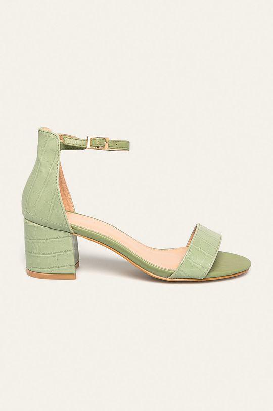 мента Answear - Сандали Ideal Shoes Жіночий
