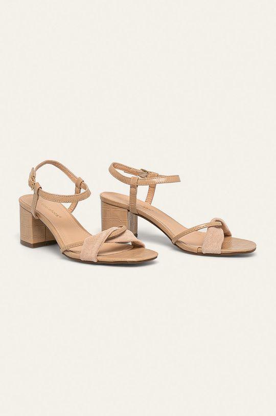 Answear - Sandale Ideal Shoes bej