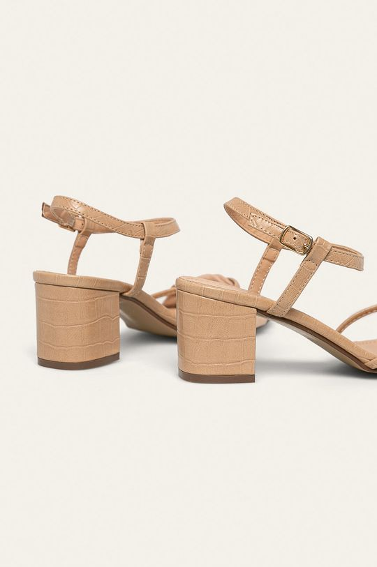 Answear - Sandale Ideal Shoes Gamba: Material sintetic Interiorul: Material sintetic Talpa: Material sintetic