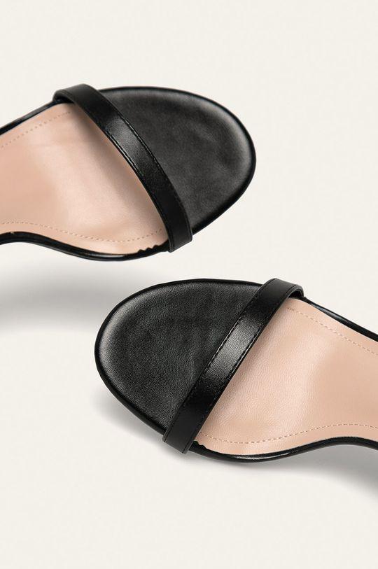 čierna Answear - Sandále Ideal Shoes