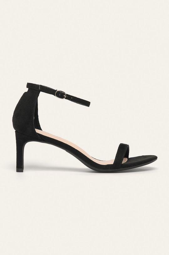 čierna Answear - Sandále Ideal Shoes Dámsky