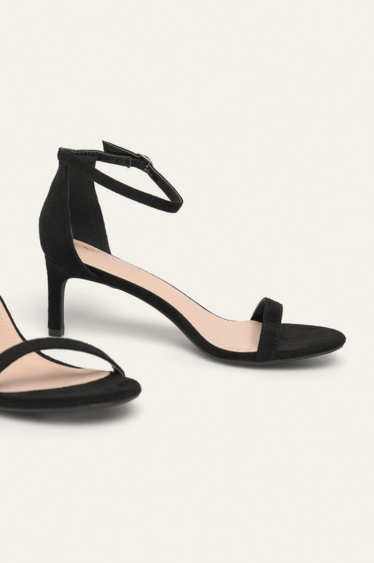 Answear - Sandále Ideal Shoes  Zvršok: Textil Vnútro: Syntetická látka Podrážka: Syntetická látka