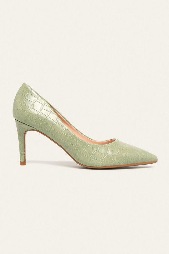мента Answear - Високи токчета Ideal Shoes Жіночий