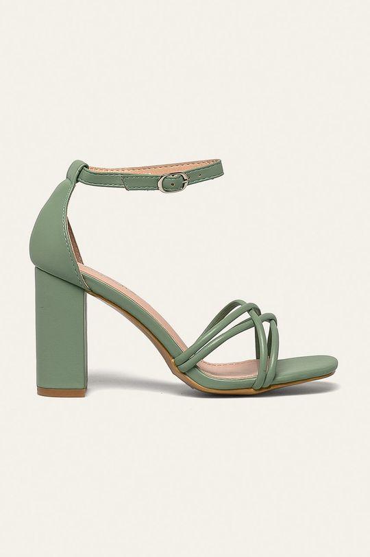 mätová Answear - Sandále Ideal Shoes Dámsky