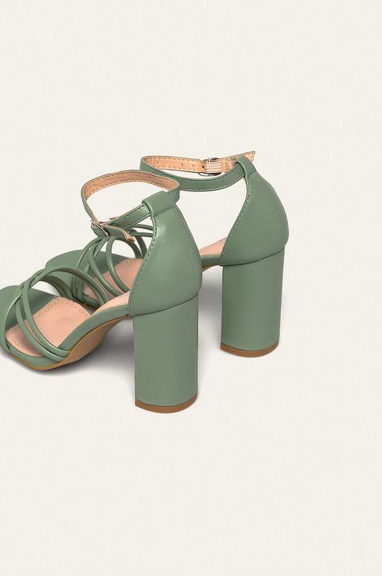 mätová Answear - Sandále Ideal Shoes