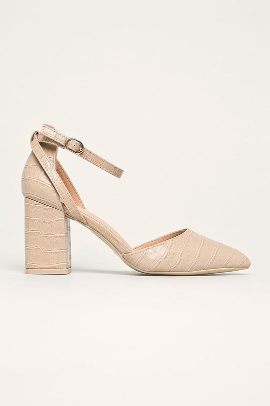 бежов Answear - Сандали Ideal Shoes Жіночий