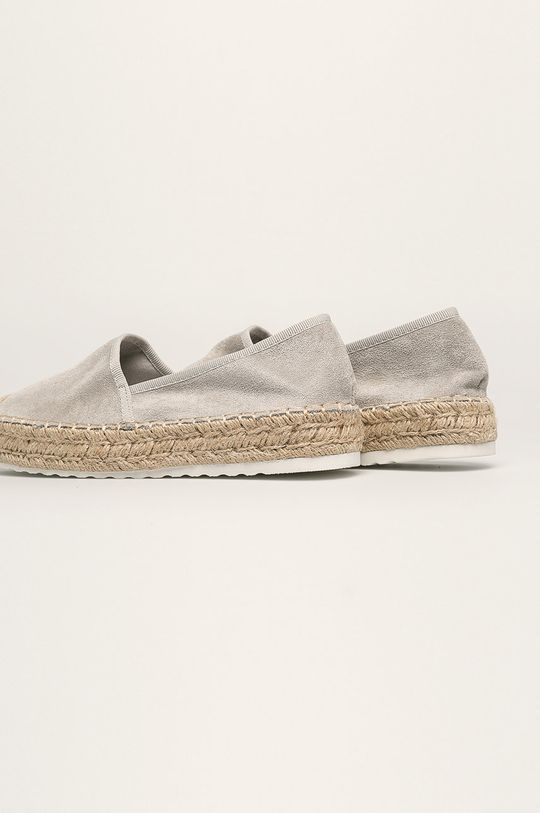 Answear - Espadrile Ideal Shoes  Gamba: Material textil Interiorul: Material textil Talpa: Material sintetic