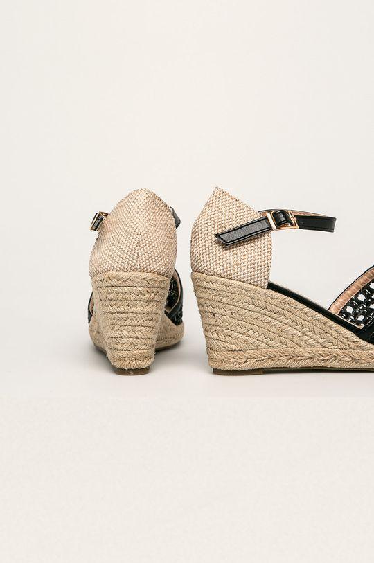 Answear - Espadrilky Flyfor Svršek: Textilní materiál Vnitřek: Umělá hmota Podrážka: Umělá hmota