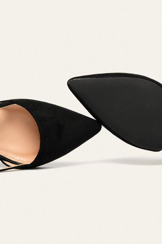 čierna Answear - Lodičky Ideal Shoes