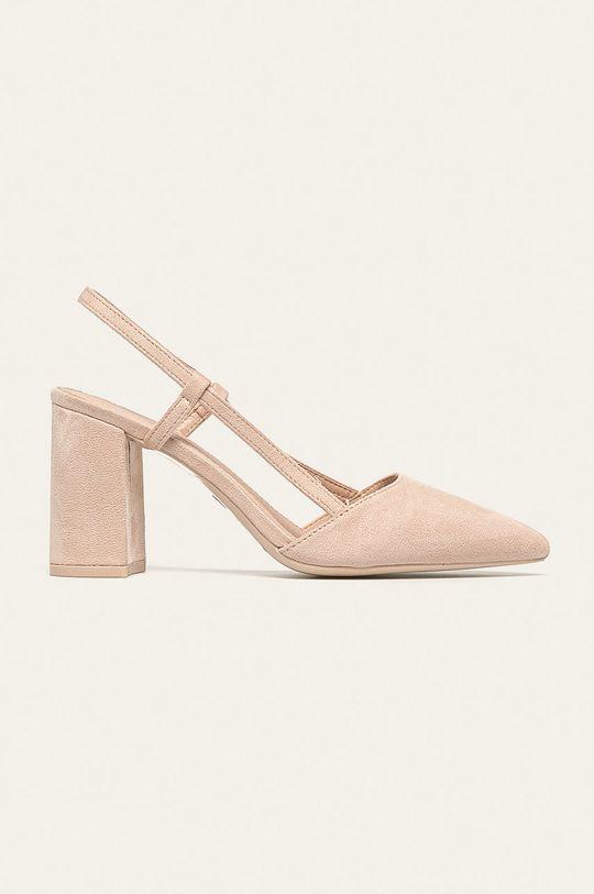 béžová Answear - Lodičky Ideal Shoes Dámsky