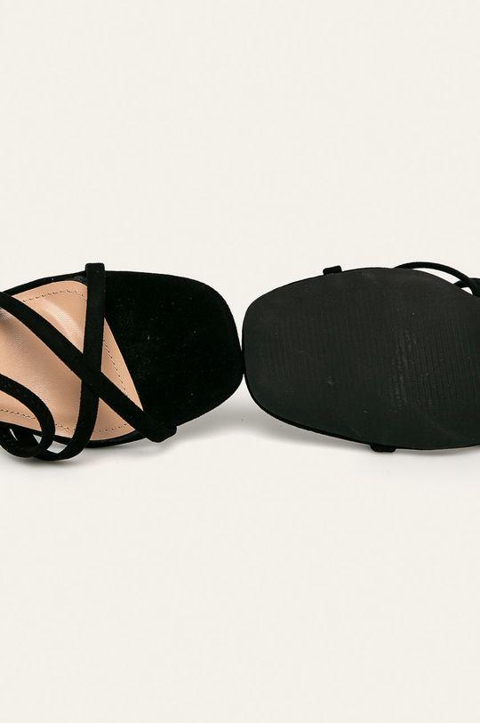 čierna Answear - Sandále