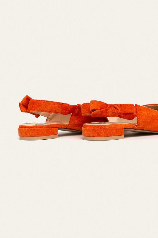 Answear - Baleríny Nio Nio  Zvršok: Textil Vnútro: Syntetická látka Podrážka: Syntetická látka