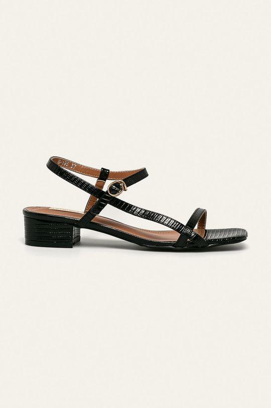 negru Answear - Sandale Bellucci De femei