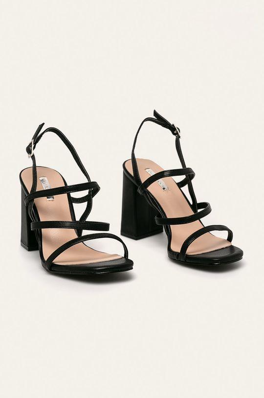 Answear - Sandale Bellucci negru