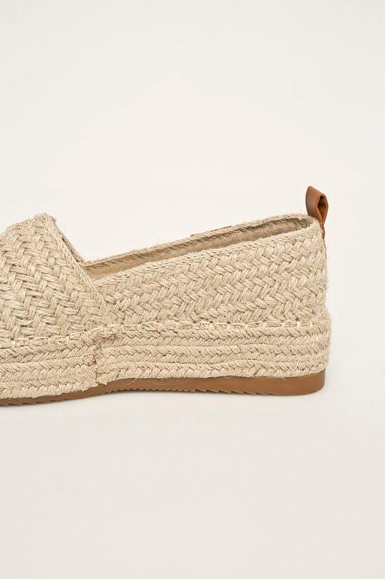 Answear - Espadrile Simius Gamba: Material textil Interiorul: Material sintetic, Material textil Talpa: Material sintetic