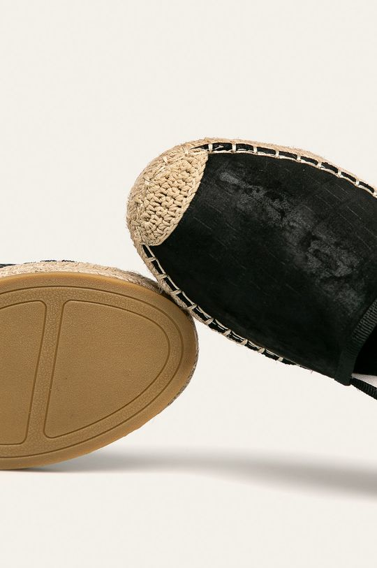 negru Answear - Espadrile Best Shoes