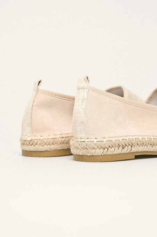 Answear - Espadrile Best Shoes Gamba: Material sintetic Interiorul: Material sintetic, Material textil Talpa: Material sintetic