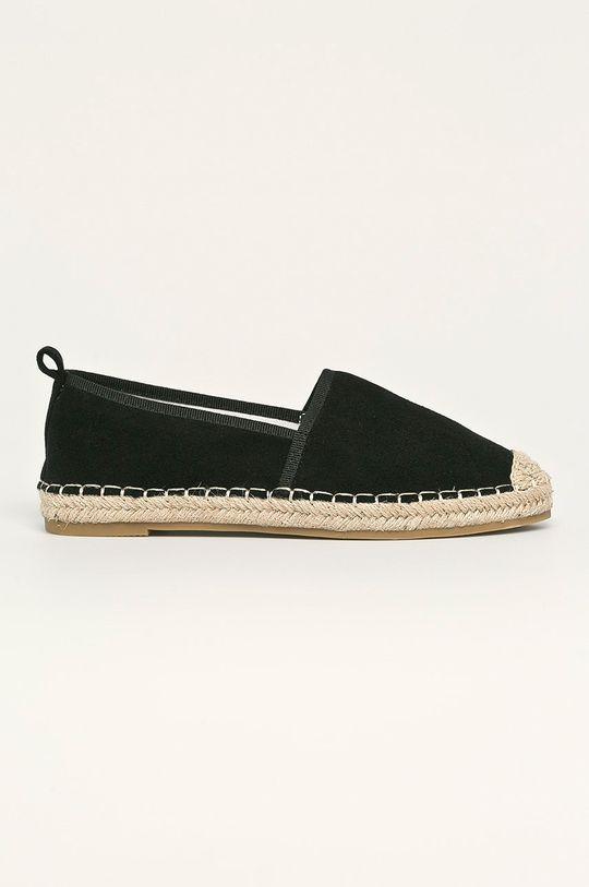 negru Answear - Espadrile Best Shoes De femei