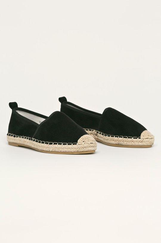 Answear - Espadrile Best Shoes negru