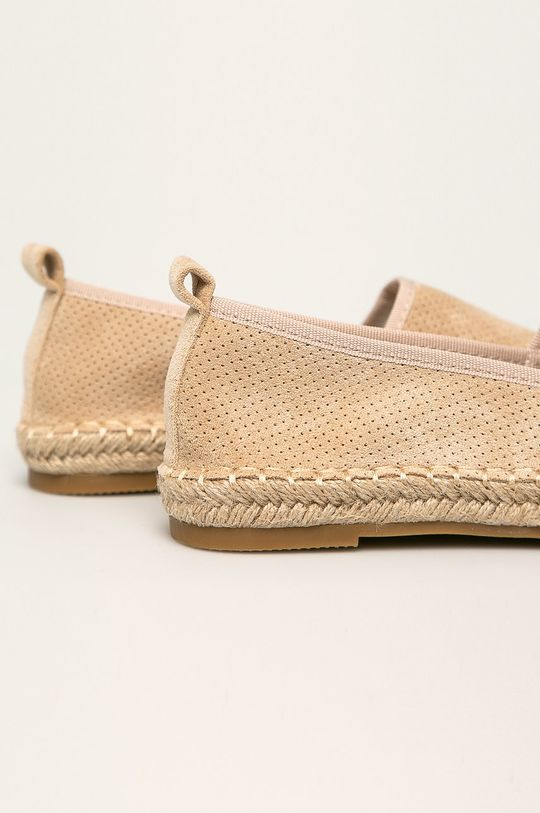 Answear - Espadrile Best Shoes Gamba: Material textil Interiorul: Material textil Talpa: Material sintetic