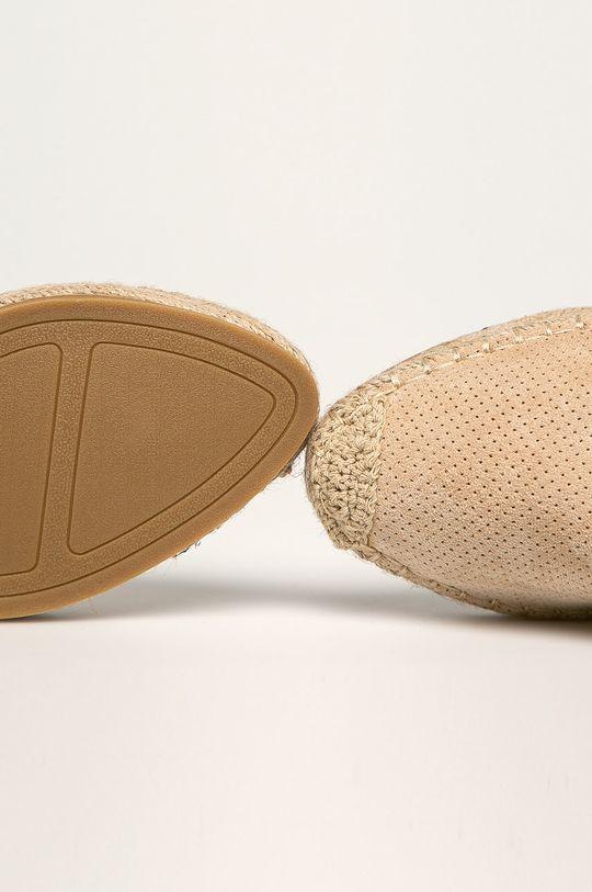 bej Answear - Espadrile Best Shoes